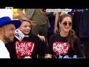 ВТЕМЕ Беременная Нюша представила клип и выпустила футболки
