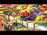 Play House at AudioGraft 2014  МУЗЫКАЛЬНЫЙ РОБОТ ИЗ LEGO