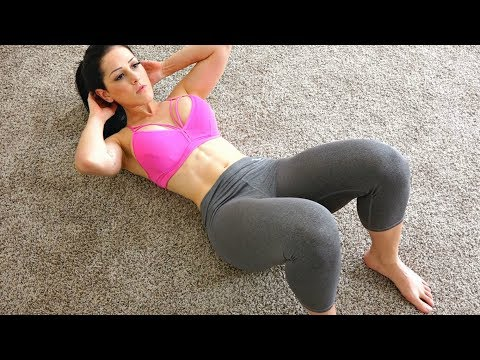 Best Ab Exercises for a Sexy Summer Stomach!