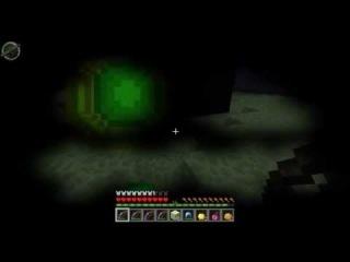 Minecraft Lets Play - 4 Тыквенная голова или битва с драконом.