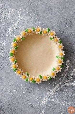 украшaем пироги дaчнaя жизнь