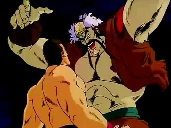 Hokuto no Ken Kiba Daioh