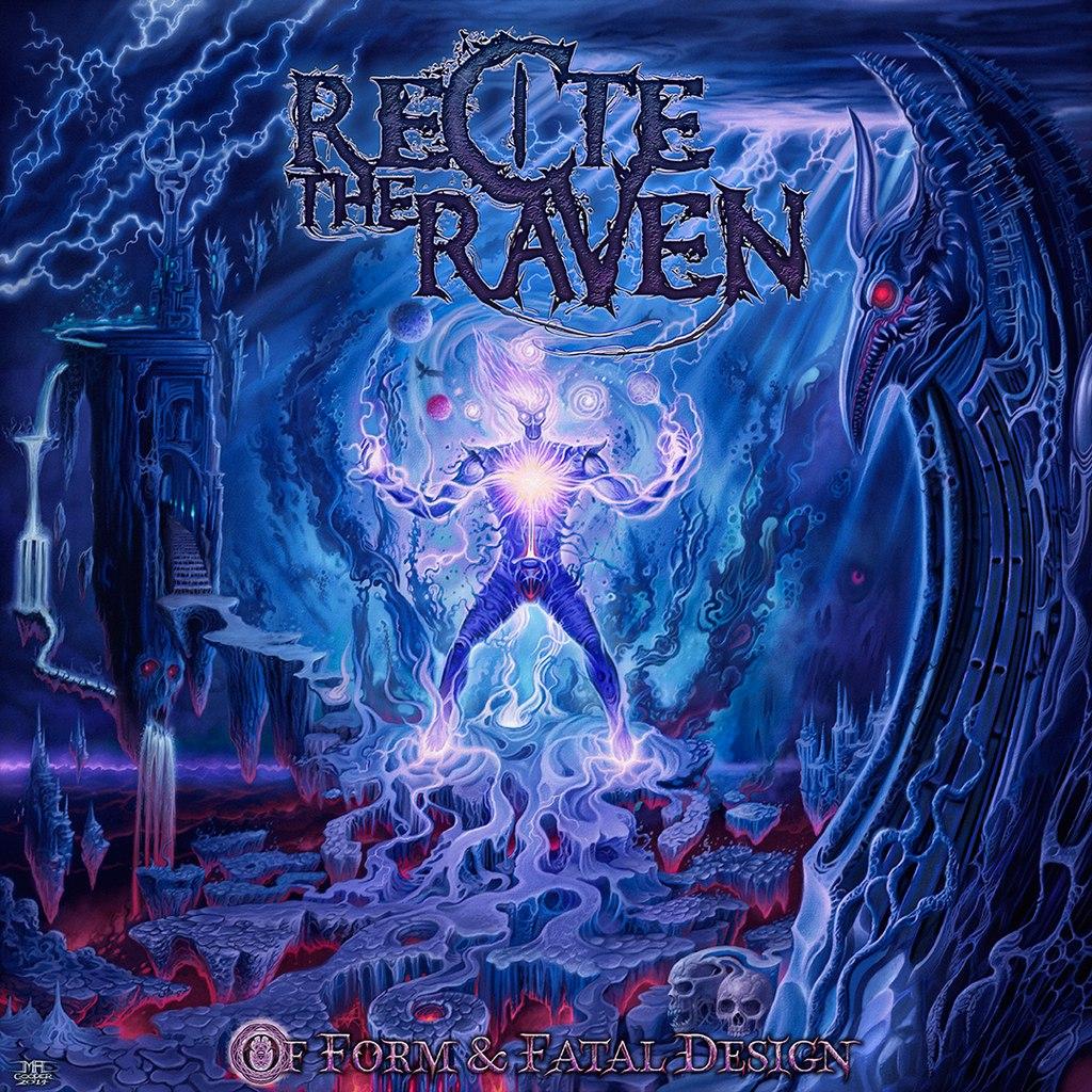 Recite The Raven - Of Form & Fatal Design [EP] (2015)