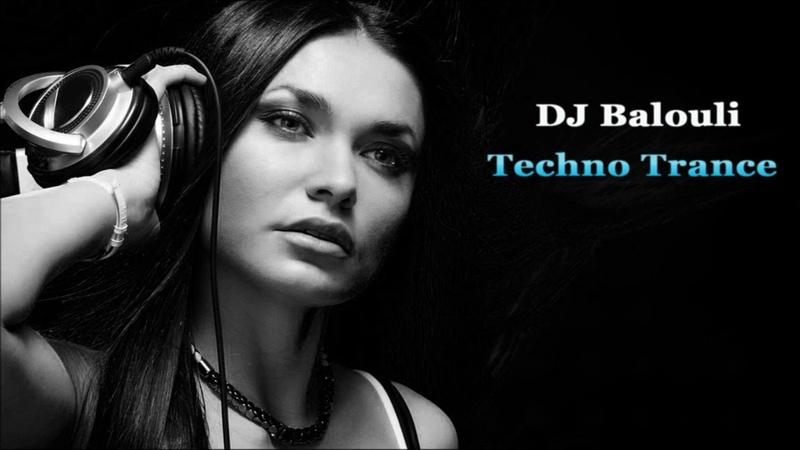Techno Sound Of Trance 2019 @ Dance Mix by DJ Balouli OSOT (Live - Tunisia)