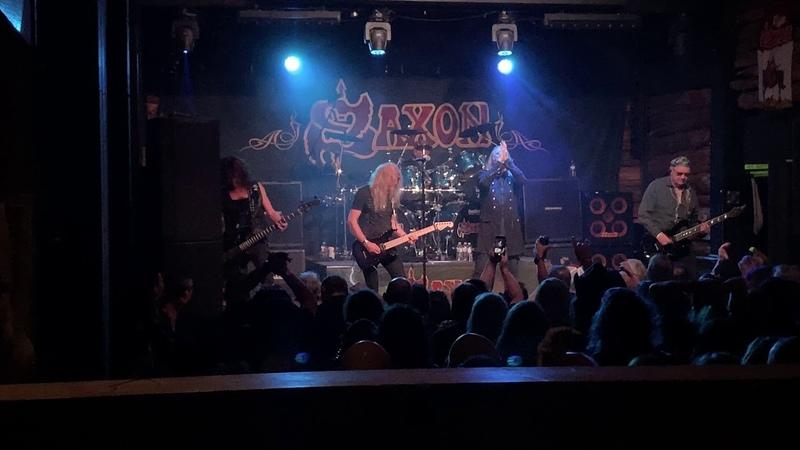 Saxon Lion Heart Austin TX 2019 FEB 14