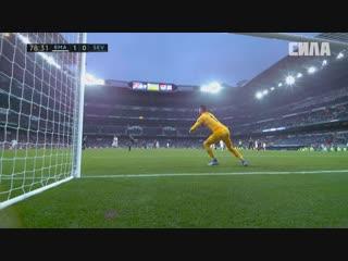 Реал - Севилья. Обзор матча