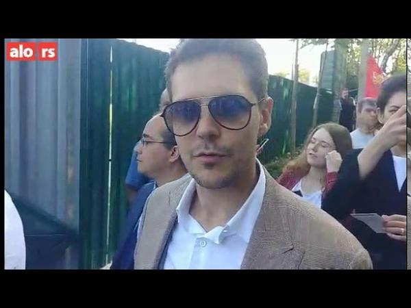 Miloš Biković obišao fudbalere u Rusiji