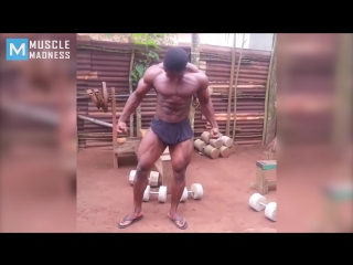 Real african gym
