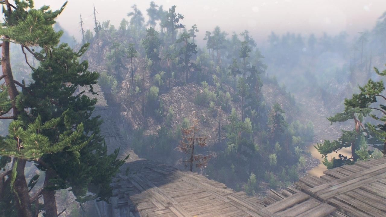 "Карта ""TATA Story"" для 25.12.15 для Spintires - Скриншот 1"