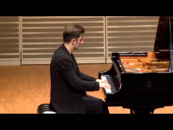 Baghdassarian Prelude in b minor | Raffi Besalyan