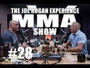 JRE MMA Show 28 with Georges St-Pierre