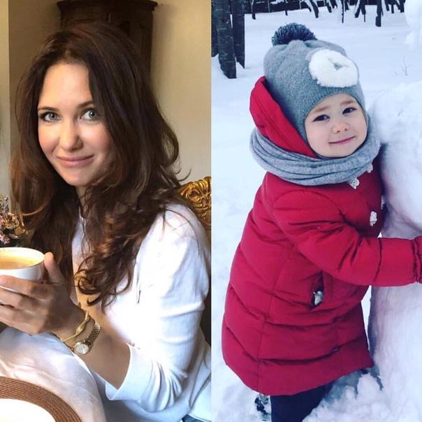 Екатерина Климова и дочка!