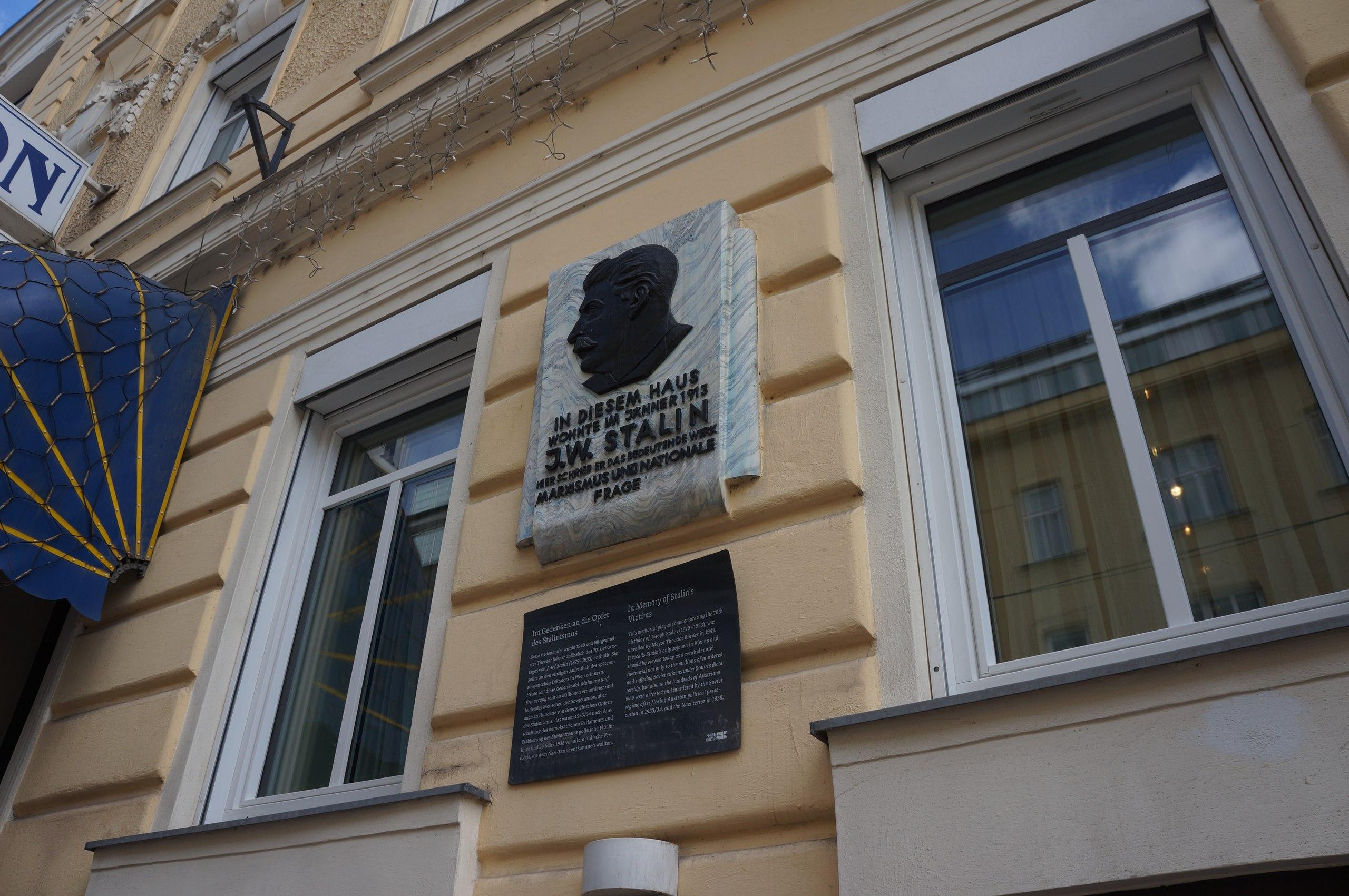 Картинки по запросу дом сталина в вене