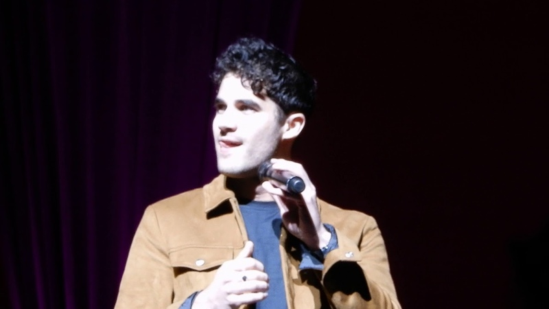 Lmdc slc hopelessly devoted to you darren criss
