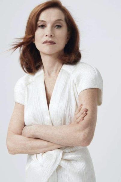 Isabelle Huppert Vanity Fair, February 2019