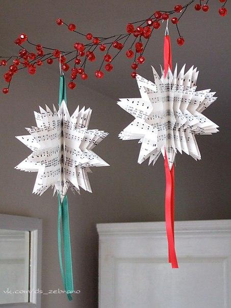Новогодние  украшения  и  поделки  -  Поделки,  делаем  самостоятельно