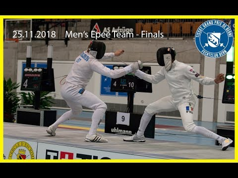 55. Grand Prix De Berne - Team Finals