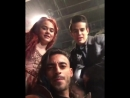 Jadehassoune World You can now watch Shadowhunters Season 3 ep 1 on Netflix 🎉🎉 — behindthescenes ✌🏽️Rad. Sweet. The RadSw