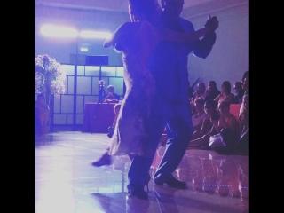 Momentos 2, 4/5 Mariano Chicho Frumboli   with Carolina Giannini   -Catania Tango Weekend- 29-30.06.2018 Night Milonga