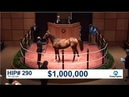 The July Sale (2017): Hip 290 f. Medaglia D'Oro Sells for $1,000,000