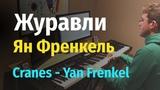 Журавли - Ян Френкель, Марк Бернес Cranes - Yan Frenkel, Mark Bernes - Piano Cover