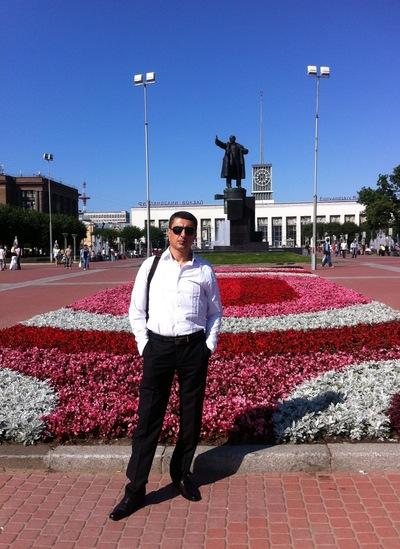 Эльчин Алиев, 8 июля 1968, Санкт-Петербург, id74202235