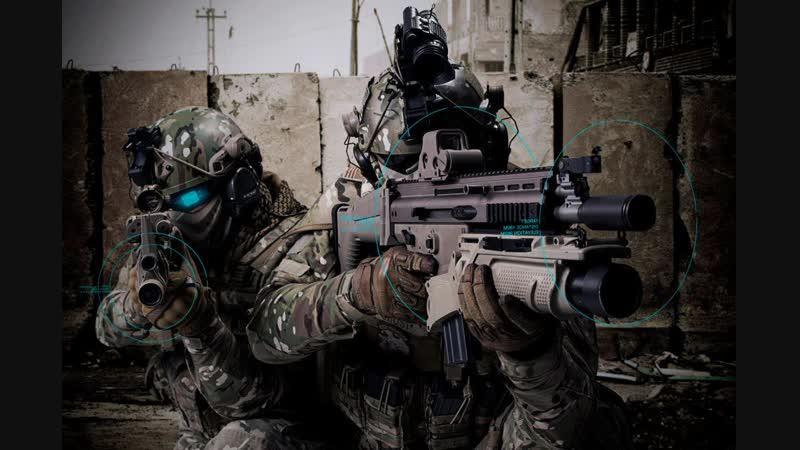 Combate cuerpo a cuerpo _ Militares en acción _ Defensa personal I