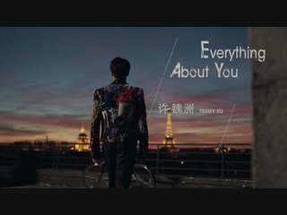 [FSG KAST] Xu Wei Zhou - Everything About You MV (рус.суб.)