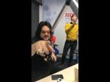 Филипп Киркоров и DoReDos в прямом эфире Русского радио Таллинн 25.03.18