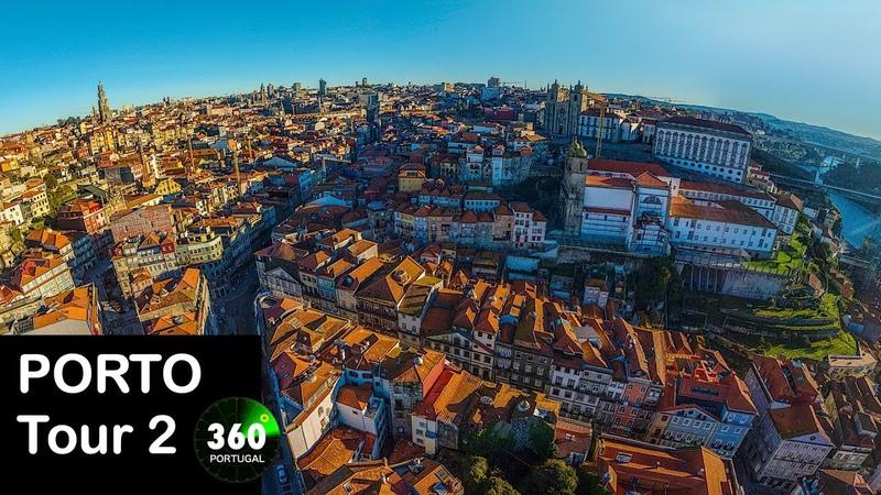 Porto Tour 2 | Centro Histórico | Portugal
