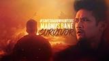 Magnus Bane -Survivor- #SaveShadowhunters
