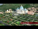 План территории Храма Ведического Планетария в 3D