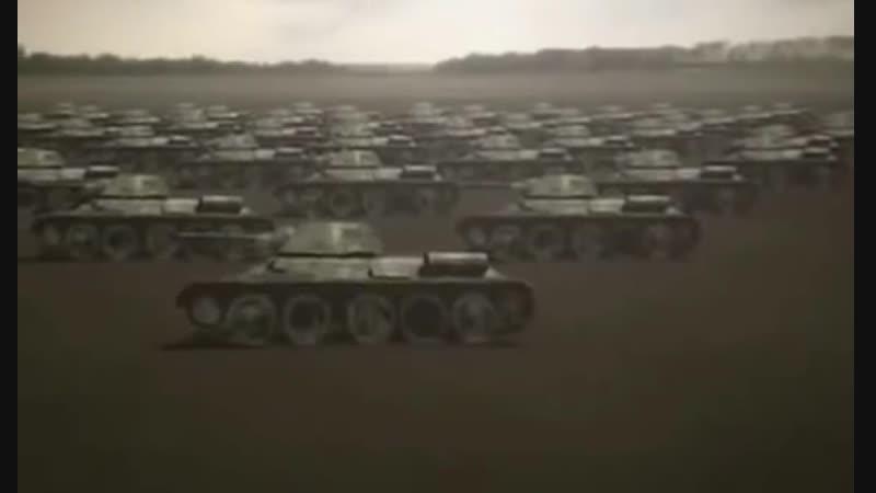 Курская битва 1943. Часть 1 (Танки Т-70, Stug, Ferdinand, Т-34, TIger)