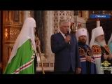 Владимир Колокольцев передал Предстоятелю Русской православной церкви 10 старинных икон