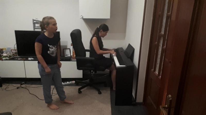 Моцарт Алилуйя. Алина Штарк