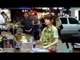 Тайваньская барабанщица 曼青