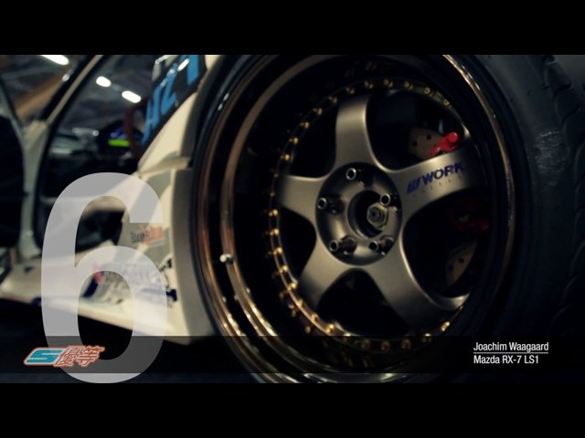 Swedens Ten of the best Automotive culture cars at Elmia expo 2014 (by Superior Media)