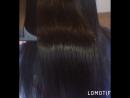 Реконструкция кончиков волос Brazilian Blowout Александра