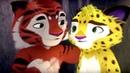 Лео и Тиг - Сборник мультиков о приключениях Лео и Тига в тайге - Мультфильмы для детей