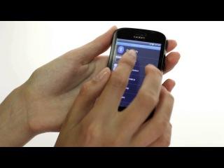 TM-607TV: мобильный телефон с поддержкой ТВ