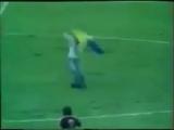 Полуфинал Олимпийских игр между сборными СССР и ГДР. На поле выбежал украинец