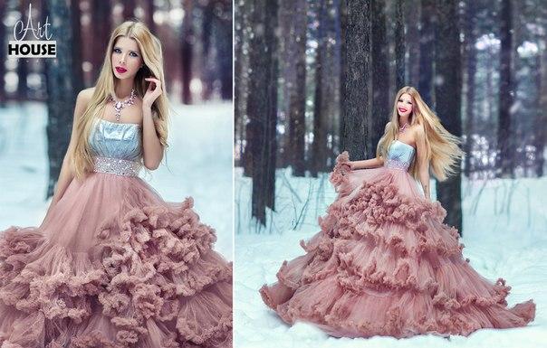 Платье для фотосессии быстро