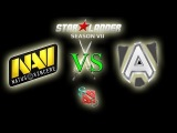 Na'Vi vs Alliance Starladder Lan Finals