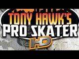 Пробуем играть в Tony Hawk's Pro Skater HD. Выполняем задания на Складе.