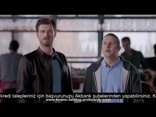 Kıvanç Tatlıtuğ/ Kıvanc Tatlıtug - Akbank - Reklam Filmi