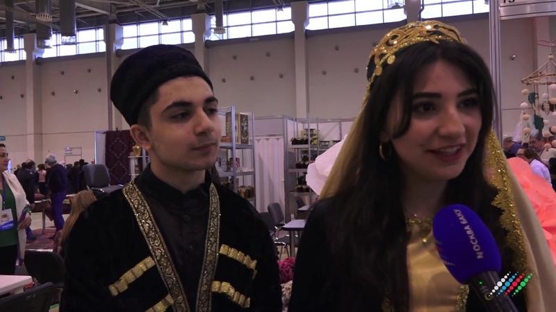 Москвичи празднуют Навруз на ВДНХ. Репортаж Москва-Баку