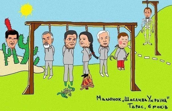 Щаслива Україна
