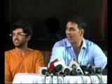 Aditya Thakcre Akshay Kumar @ Marshal Art Functions