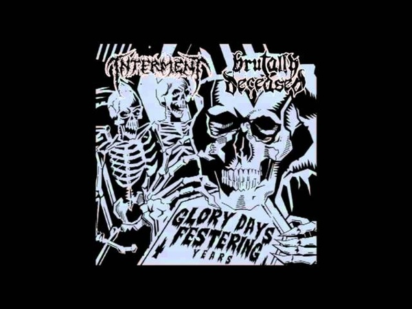 Brutally Deceased - Deceased