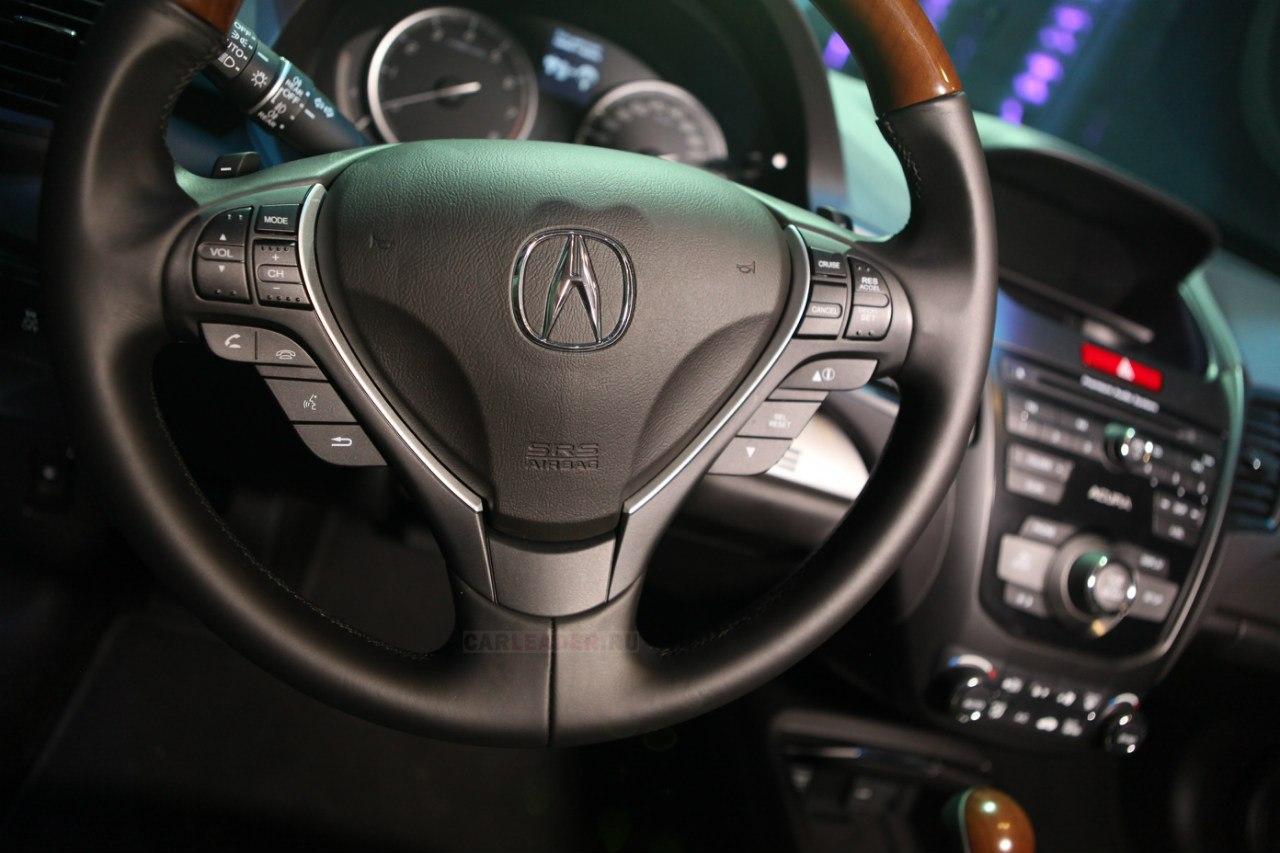 Руль Acura RDX 2013